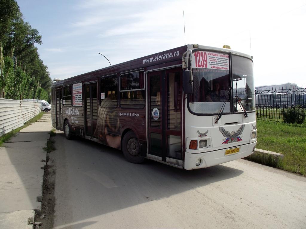 реклама на автобусах в новосибирске
