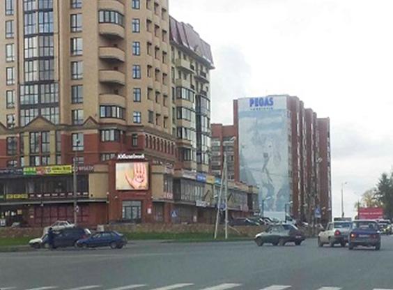 реклама на мониторах Псков