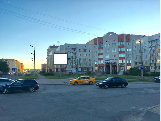 Обновилась адресная программа уличных видеоэкранов Пскова